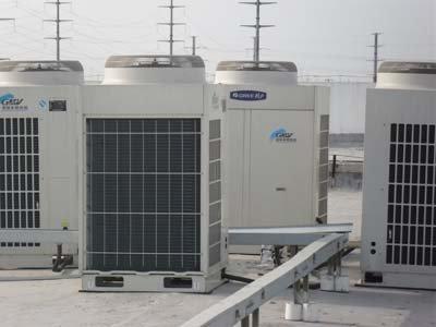 中央空调体系都是通过哪些系统组成的