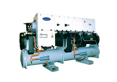 开利30HXC-HP螺杆式水—水热泵机组