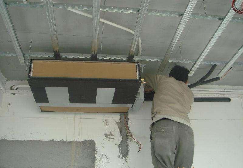 了解成都中央空调安装中会遇到哪些问题
