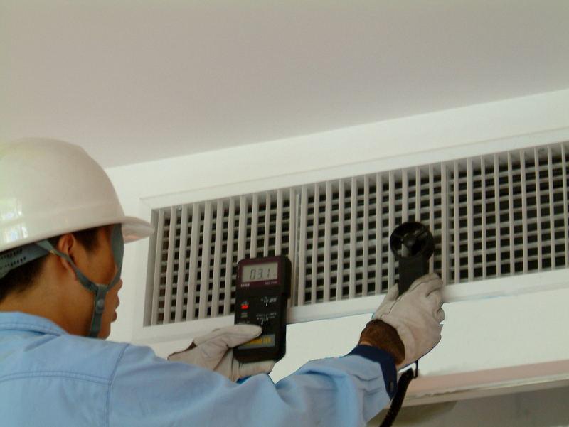 成都中央空调安装规范介绍