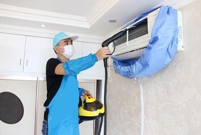 成都中央空调安装告诉您空调应怎么清洗和消毒?