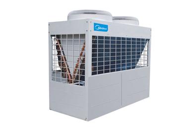 美的中央空调风冷热泵模块机组(V型)R410a