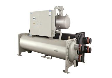 美的中央空调满液式螺杆冷水机组R134a