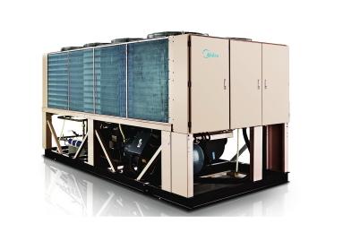 美的中央空调风冷螺杆冷(热)水机组R134a